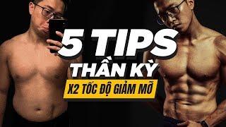 5 điều mình ước mình được biết TRƯỚC KHI GIẢM MỠ!   An Nguyen Fitness