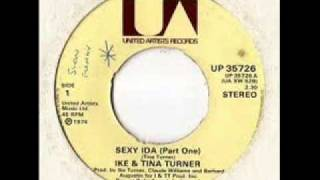 "Ike & Tina Turner ""Sexy Ida (Part 1)"""
