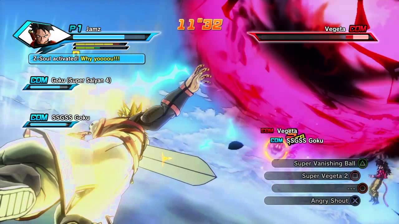 [Dragon Ball Xenoverse] - How to get Big Bang Kamehameha x ...