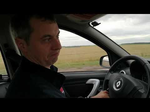 Рязань - Анапа на машине 2019. ВИДЕО 1