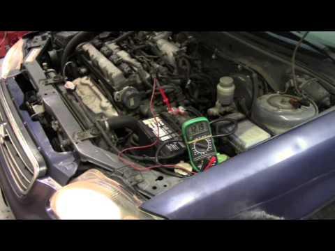 suzuki esteem suspension damage, intermittent electrical issue Suzuki Esteem Wagon 2000 1 6 Liter