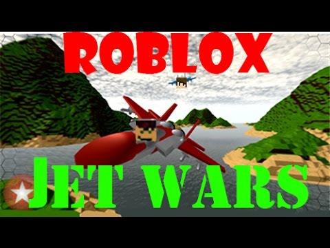 [ROBLOX] Jet Wars avec cybershot158