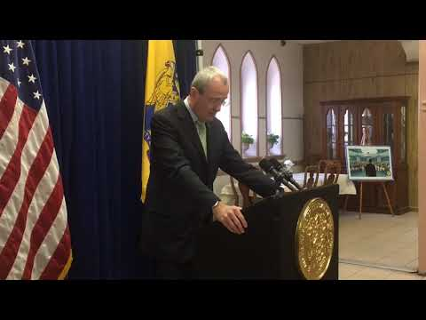 Gov. Phil Murphy talks about his administration's first year accomplishments