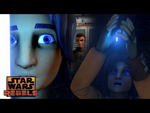 Trials Of A Padawan | Star Wars Rebels | Disney XD