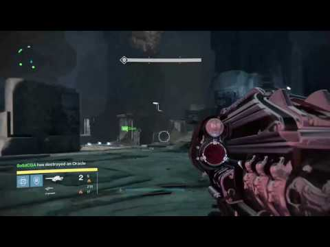Destiny: Vault Of Glass World Record Speedrun [22:22]
