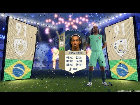 FIFA 09 - FIFA 18 ULTIMATE TEAM PACK OPENING ANIMATION! *WALKOUTS*