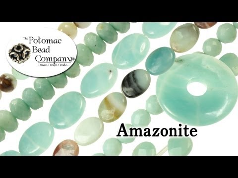 Amazonite (About The Stone)