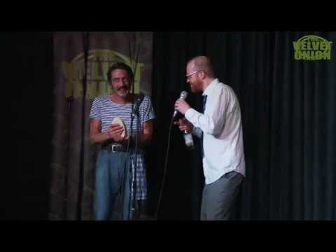 The Velvet Onion Live! - Steve Oram & Tom Meeten [May 2012]