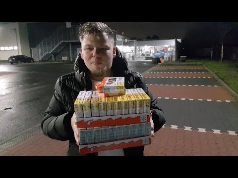ZU viel EINGEKAUFT - 11000 kcal