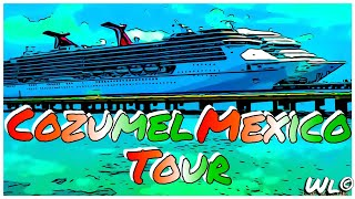 Cozumel Mexico Excursion Surf & Turf Part 1 with Carnival Cruise