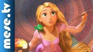 Olyan vagy, mint a kedvenc Disney Hercegnőid! Aranyhaj - animáció (x)