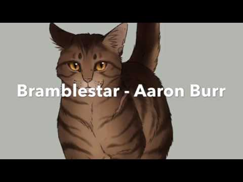 Warrior Cats As Characters From Hamilton