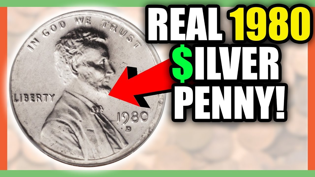 How Much Is A Silver Penny Worth 1980 Lincoln Pennies To Look For Youtube,Learn How To Crochet Left Handed