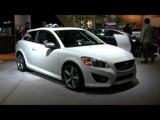 2012 Volvo C30 T5 R Design Exterior And Interior At 2012 Montreal Auto Show