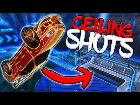 These ceiling shots will BLOW your mind...