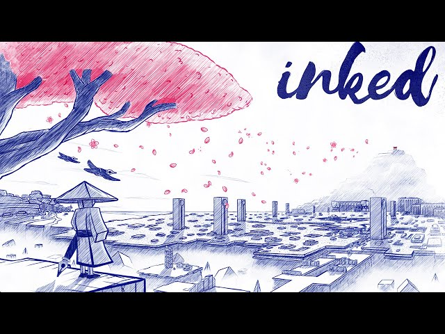Pen-Drawn Puzzle Game! (Jon's Watch - Inked: A Tale of Love)