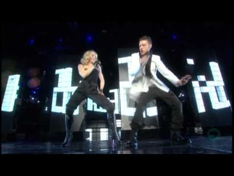 03. Madonna feat Justin Timberlake - 4 Minutes [Live at Hard Candy Promo Tour] Mp3