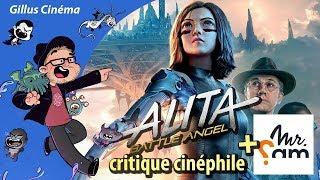ALITA : BATTLE ANGEL - critique cinéphile