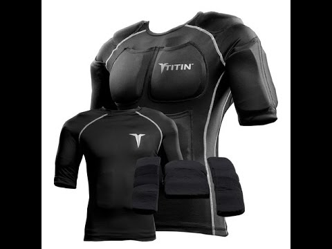 TITIN Tech compression Shirt Review - Complete Unboxing