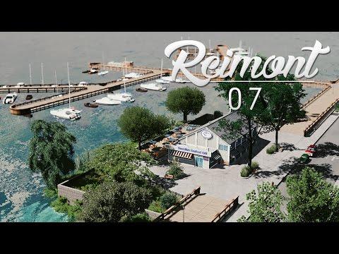 Cities Skylines: Reimont | Episode 07 - The Marina