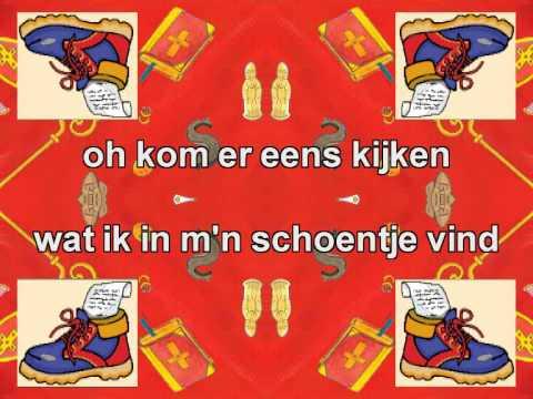 """♪ Sinterklaasliedje: """"Oh, kom er eens kijken"""" met tekst!"""