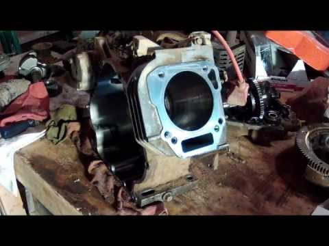 Briggs And Stratton Engine >> Briggs and Stratton 13HP Vanguard Piston Ring Comparison ...