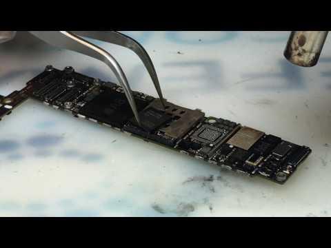 iPhone 6 iCloud entfernen Hardware Methode
