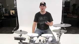 Namm Preview- Electronic Drum Rack | Brent's Hang
