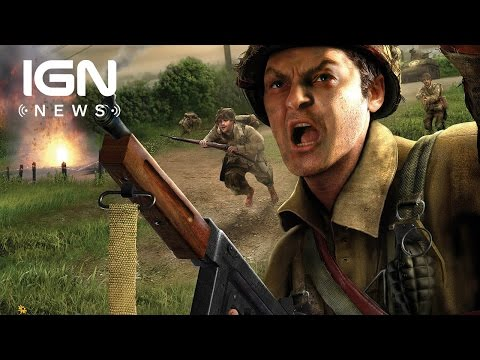 Gearbox Working on 'Authentic' New Brothers in Arms Title - IGN News