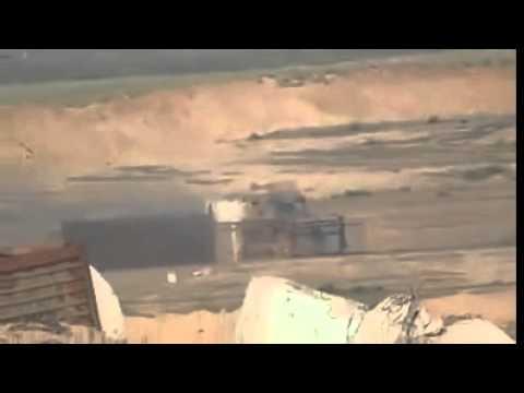 Failed ISIS Suicide Truck Bomb Against Peshmerga هجوم انتحاري الفاشل لداعش ضد بيشمركة