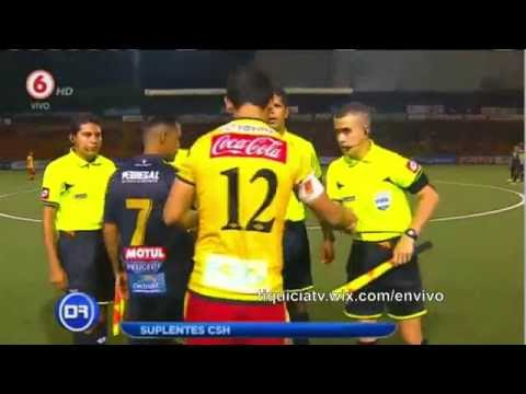 ALAJUELENSE VS HEREDIANO - SEMIFINAL LIGA PROMERICA EN VIVO from YouTube · Duration:  3 hours 43 minutes 8 seconds
