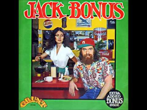 Jack Bonus - Jack Bonus (1972) FULL ALBUM