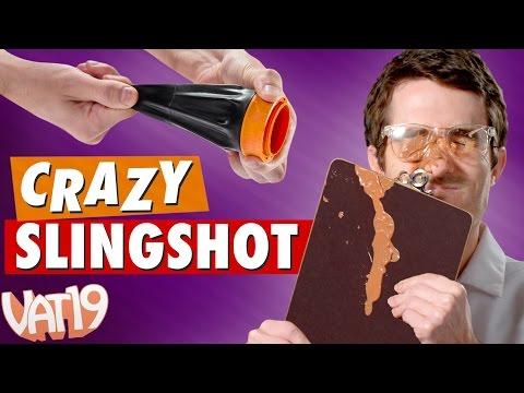 Burning Questions: Pocket Shot Slingshot