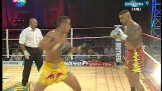 A1 Kick Box   Azat Annayev   George K O K   Tarık Solak K1