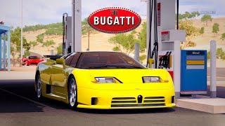 Forza Horizon 3 Bugatti EB110 Gameplay HD 1080p