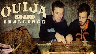 Ouija Board Challenge ft. YToLDSCHooL #Internet4u
