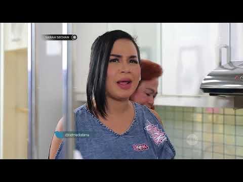 Ngobrol Asik Sambil Bikin Nasi Goreng Pedes Bareng Melaney Ricardo