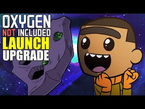 Groundhog Day in ONI? - Oxygen Not Included Gameplay - Launch Upgrade Beta