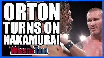 Randy Orton TURNS ON Shinsuke Nakamura! | WWE Smackdown Live, Aug. 29, 2017 Review