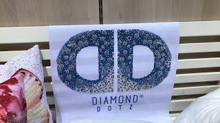 Diamond Dotz / No Count Cross Stitch Creativation 2018