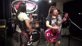 2012.8.21(tue)HIGH SCHOOL JAM2012(MIJAPAN NAGOYA) 女子高生バンドFLA...