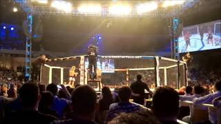 Robert Burneika vs Dawid Ozdoba walka wieczoru MMA Atack3 [Archiwum 2013r.] 2017 Video