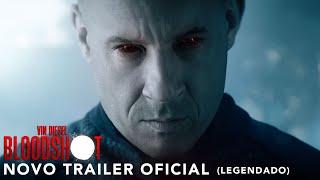Bloodshot | Novo Trailer Legendado | 12 de março nos cinemas