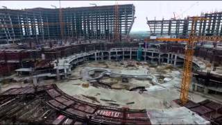 Manila Bay Resorts Construction Update 2015