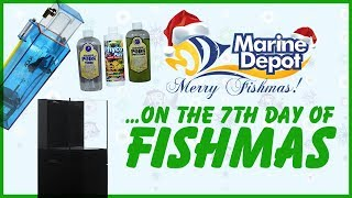 Seventh Day of Fishmas 2018 ❄ Another JBJ TANK Giveaway ❄ AlgaGen 15% OFF ❄ AquaMaxx WS-1 $24 OFF