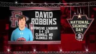 2015 Signing Day: David Robbins