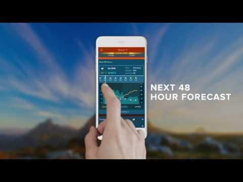 New Weatherzone App - coming soon
