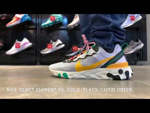 Nike React Element 55 is So Comfortable