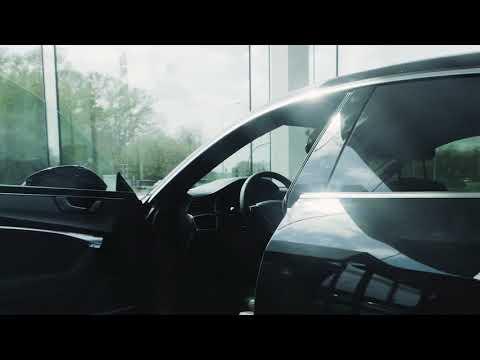 Audi A7 at Audi Sport Brussels