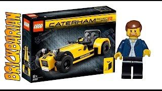 Lego Investing Set 21307 Caterham 7